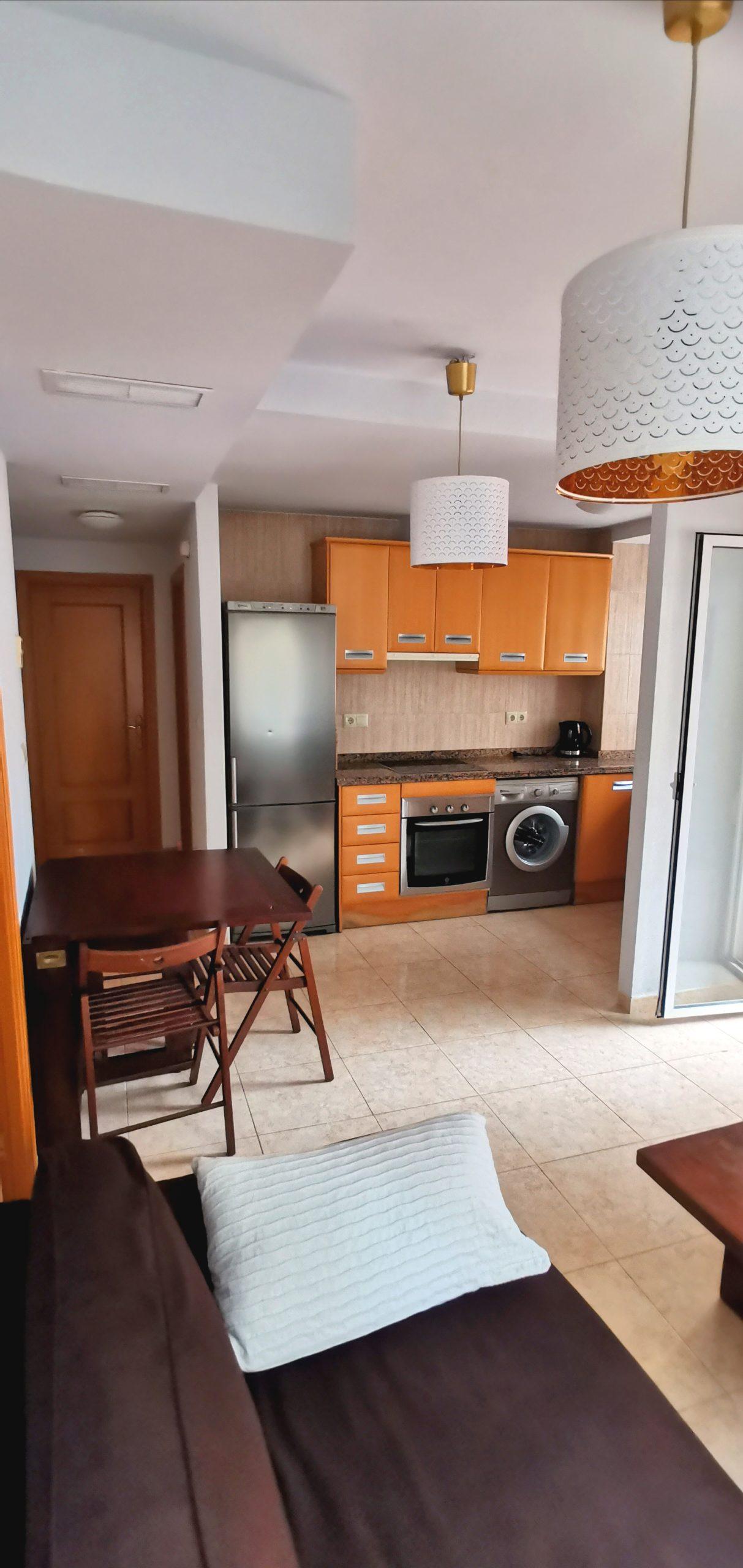 Apartament Calle Sevilla z licencją turystyczną