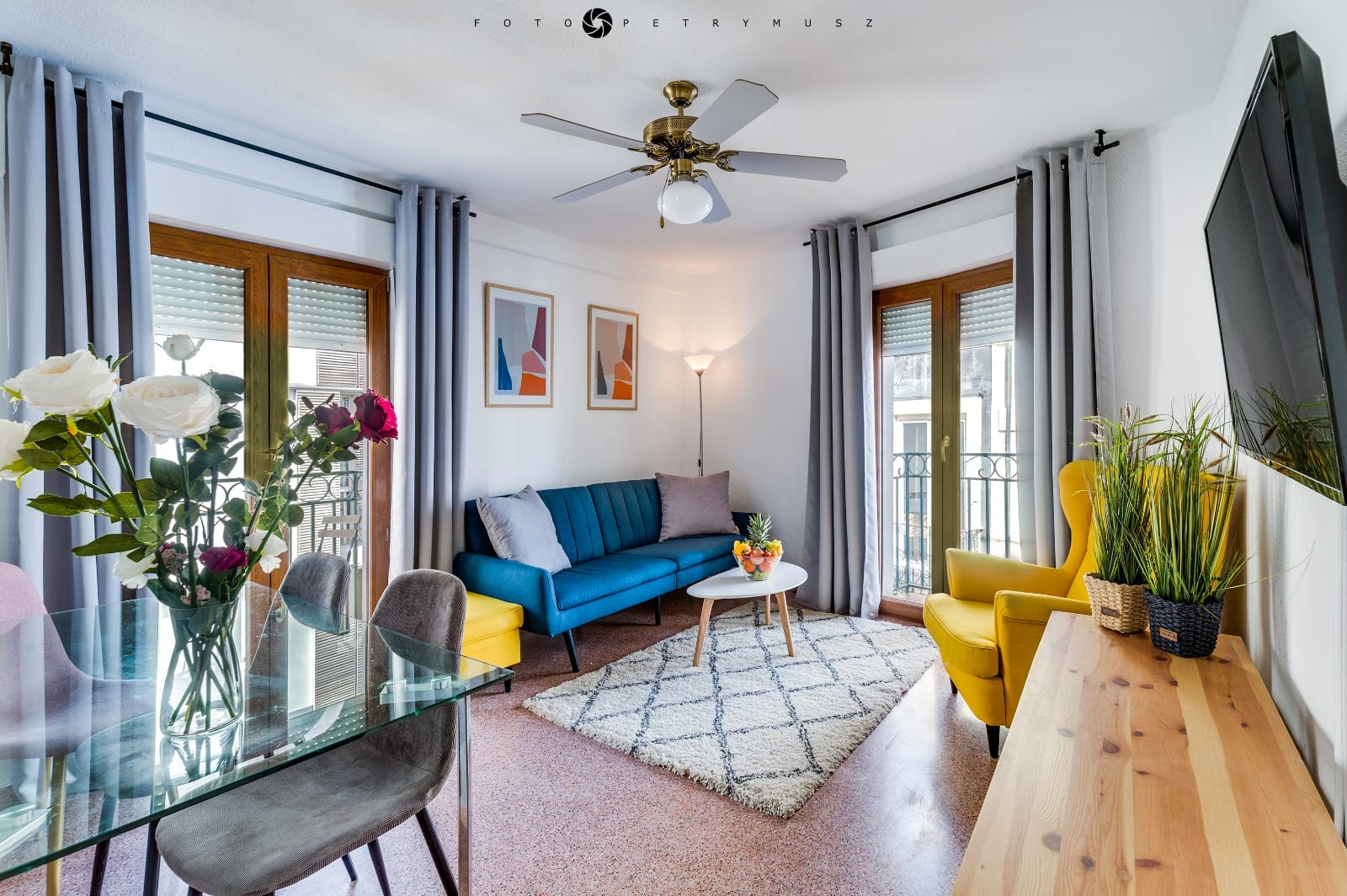 San Nicolas / Mieszkanie do wynajęcia / Alicante