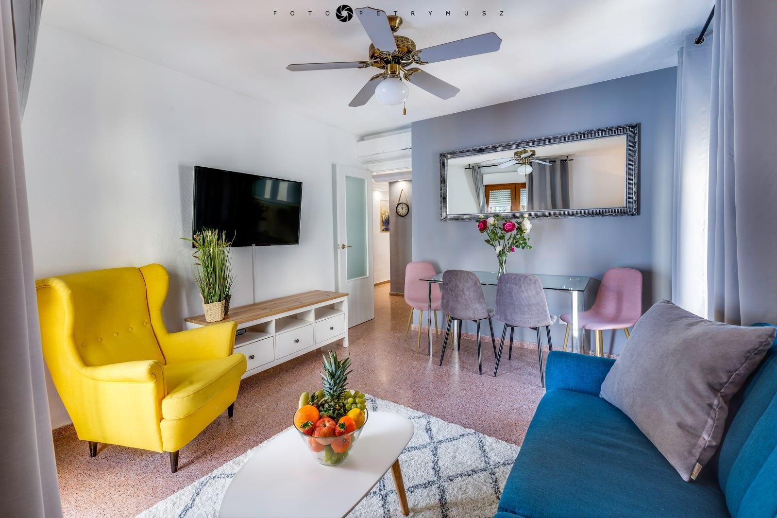 Casco Antiguo -Alicante  apartament z licencją turystyczną