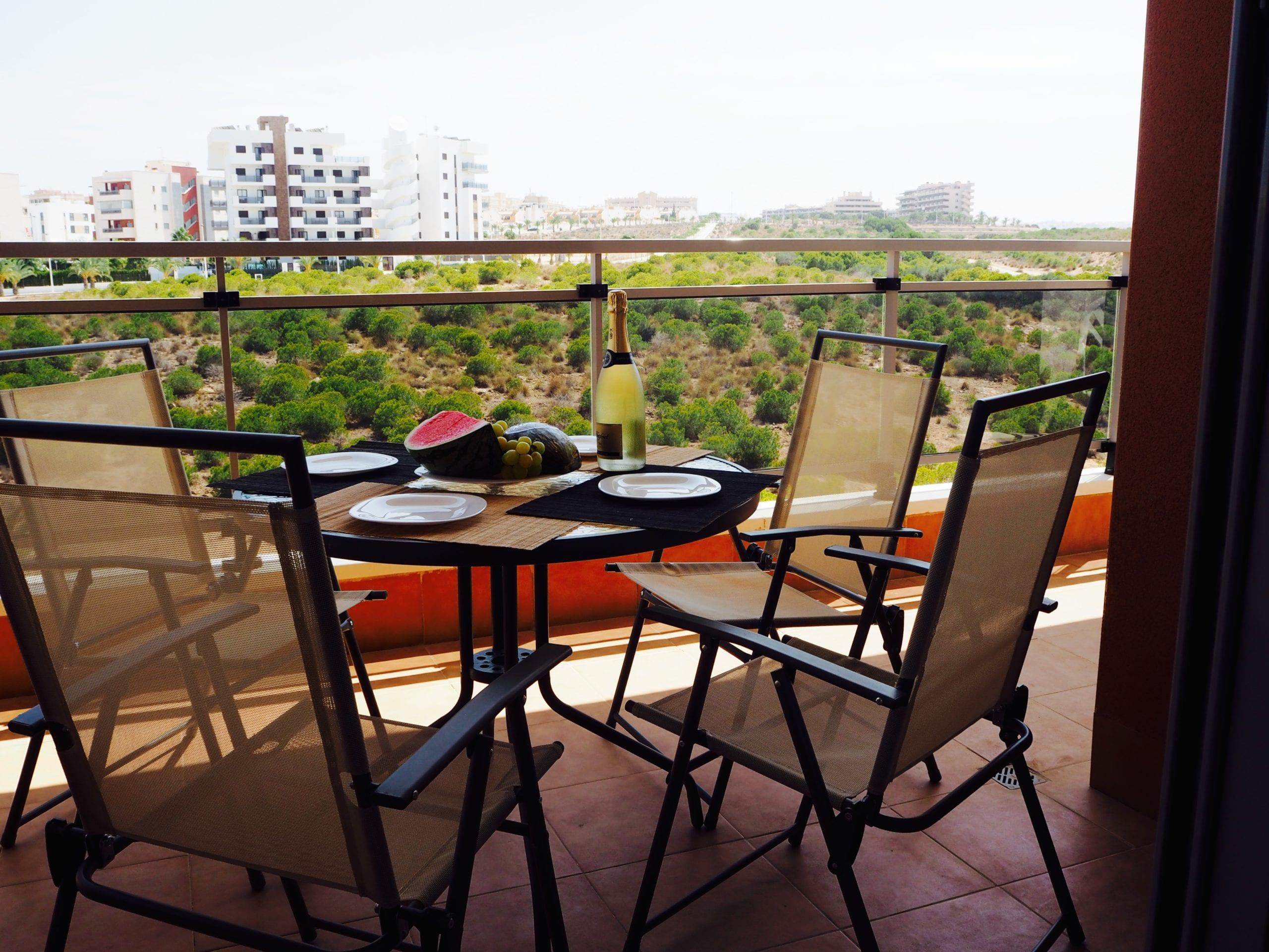 Apartament z licencją turystyczną w  Arenales del Sol