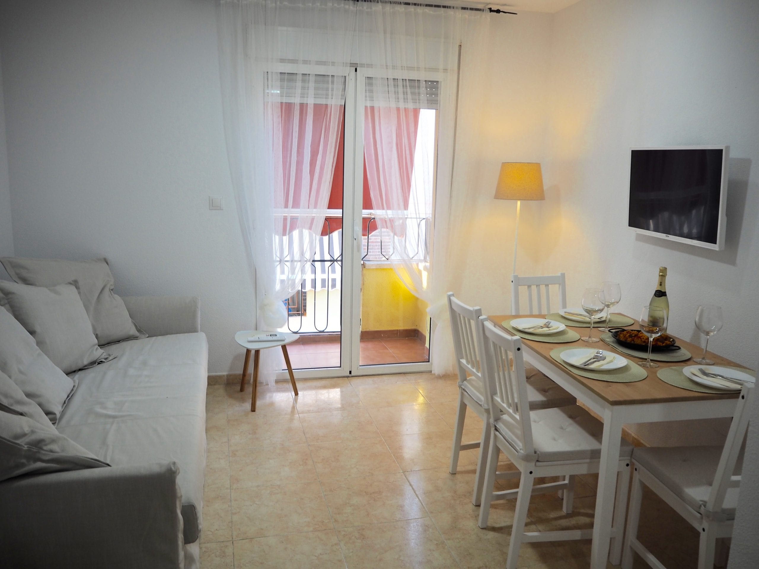 Amiga / Apartament do wynajęcia w Alicante