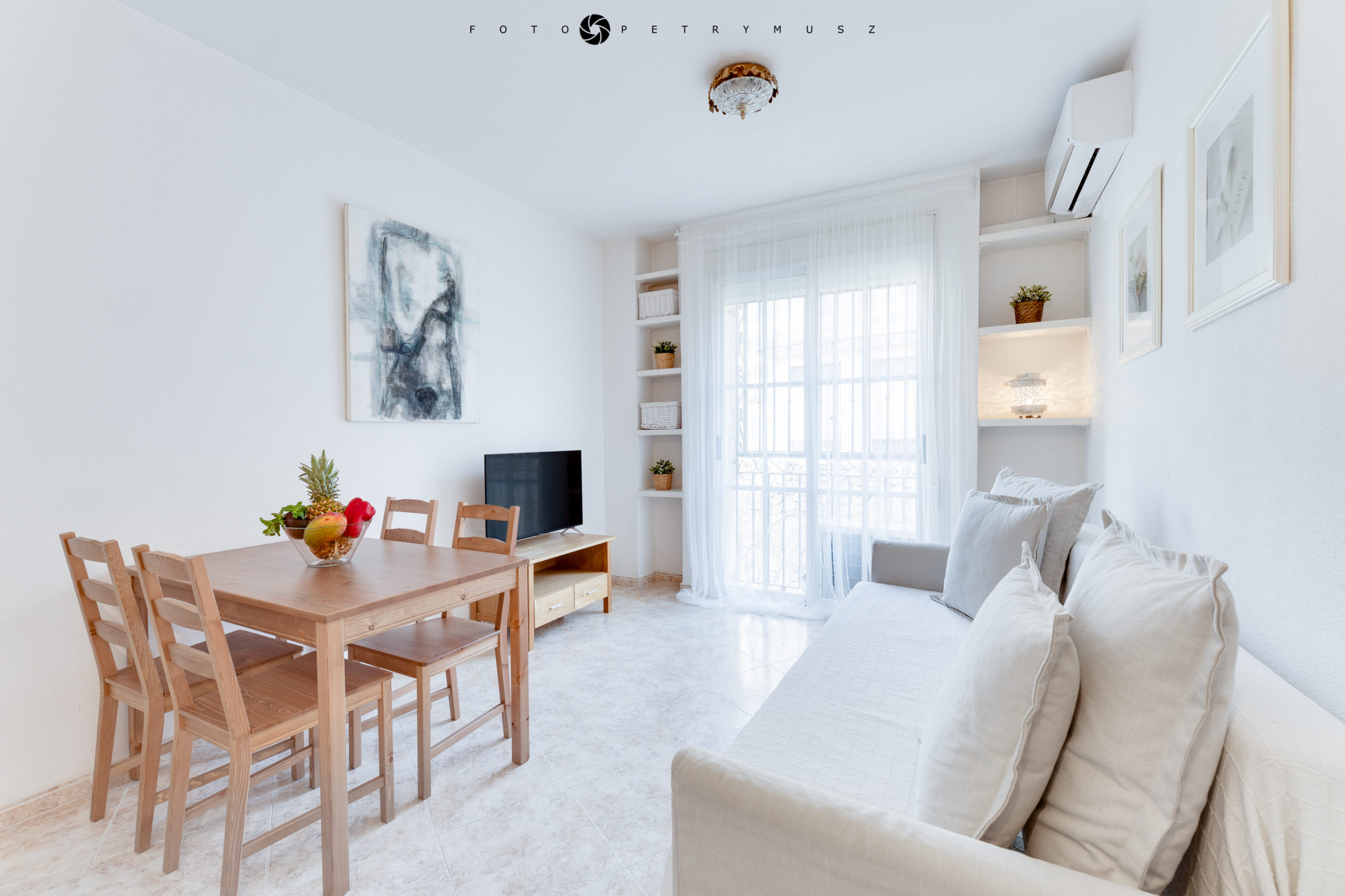 San Cristobal / Apartamento en Alquiler / Alicante