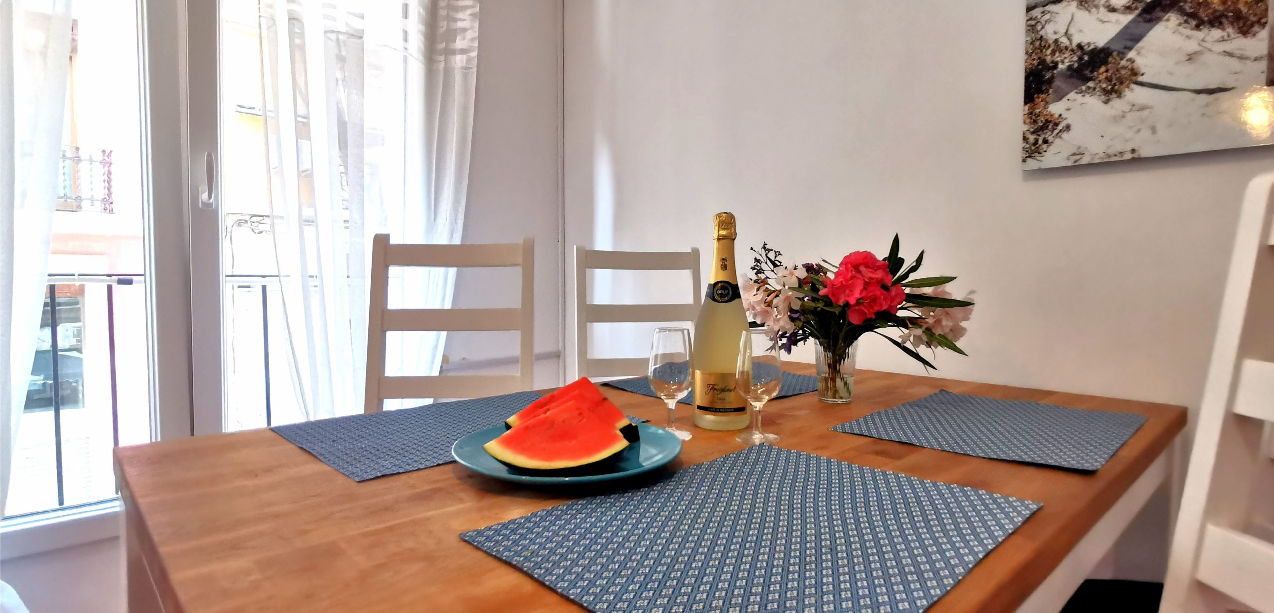 Mieszkanie 150m od plaży miejskiej w Alicante z licencja turystyczną