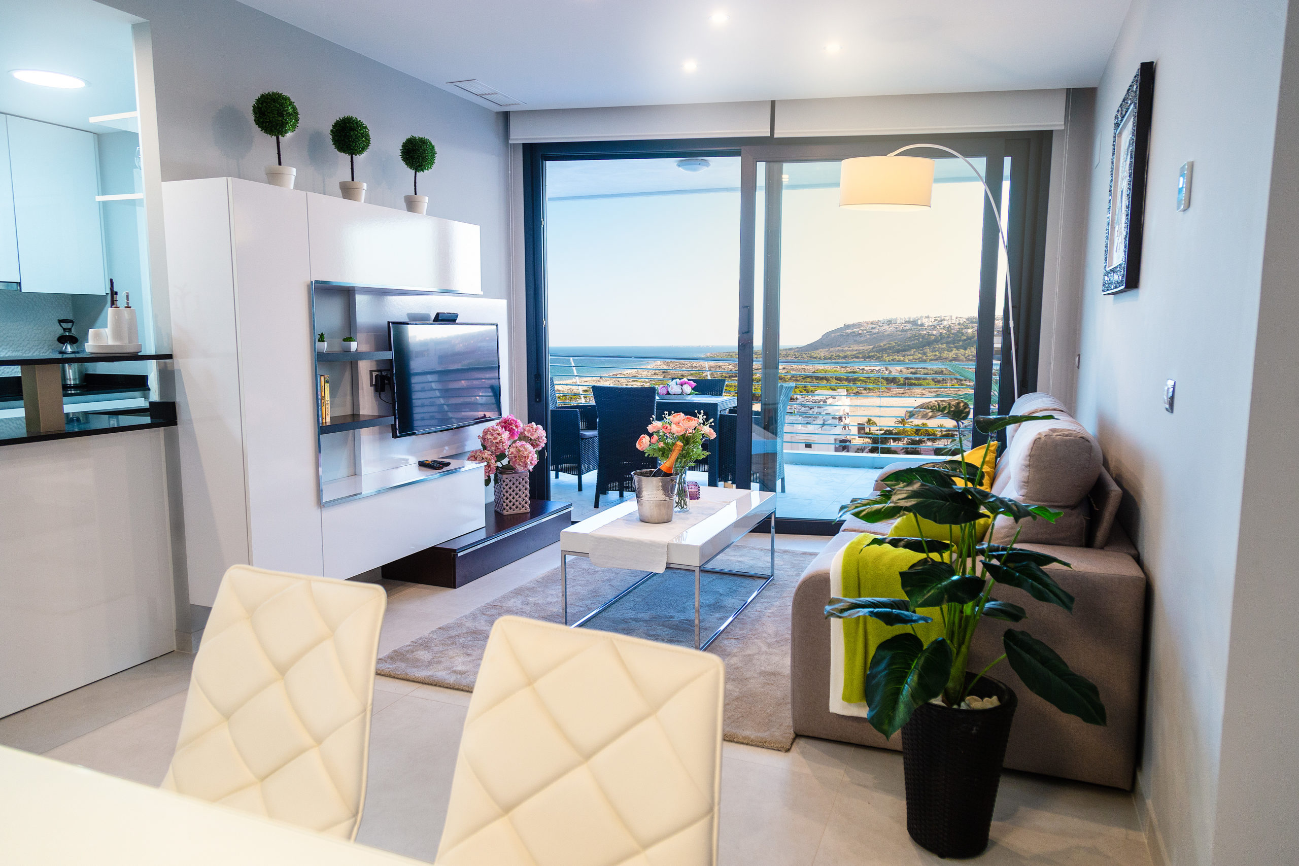 Wonderful Infinity / Apartamento alquiler