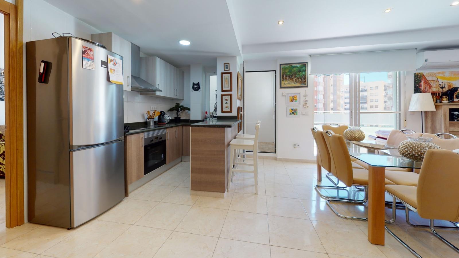 Apartament calle Turina 3 z licencją turystyczna i tarasem 164m