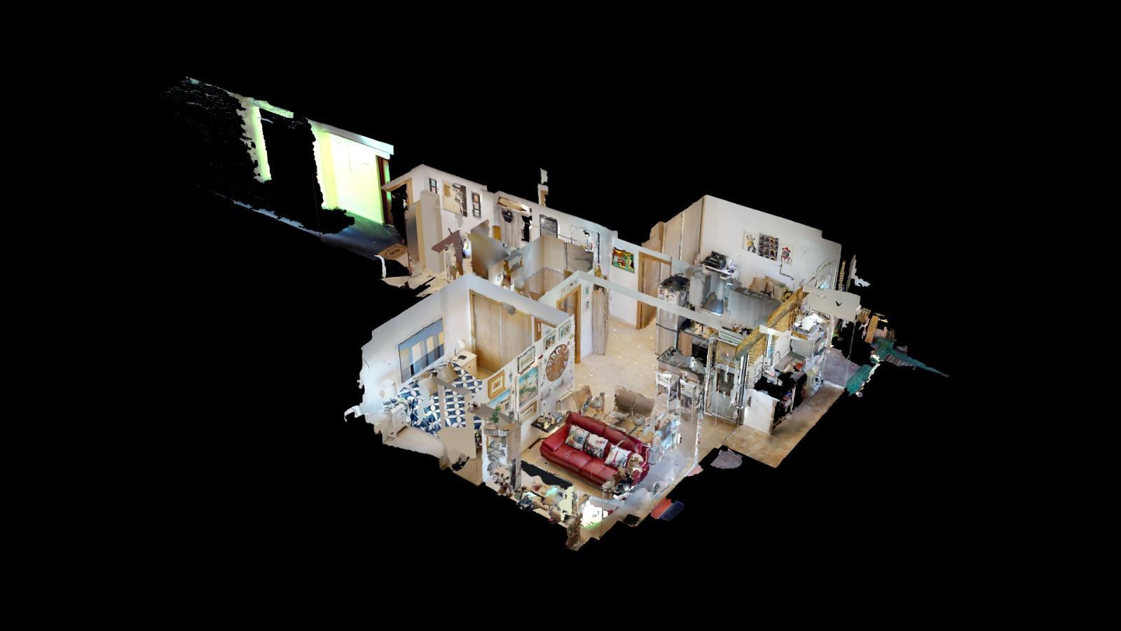 Apartament calle Tourina 3