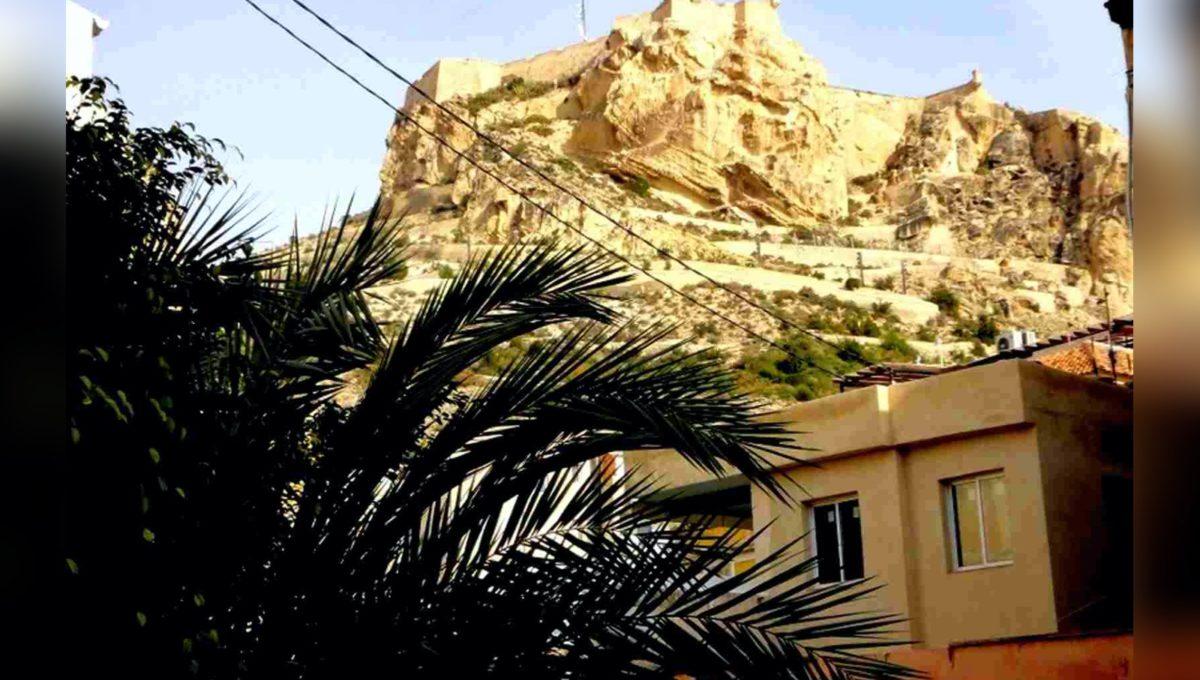 calle Virgen de Belen Alicante