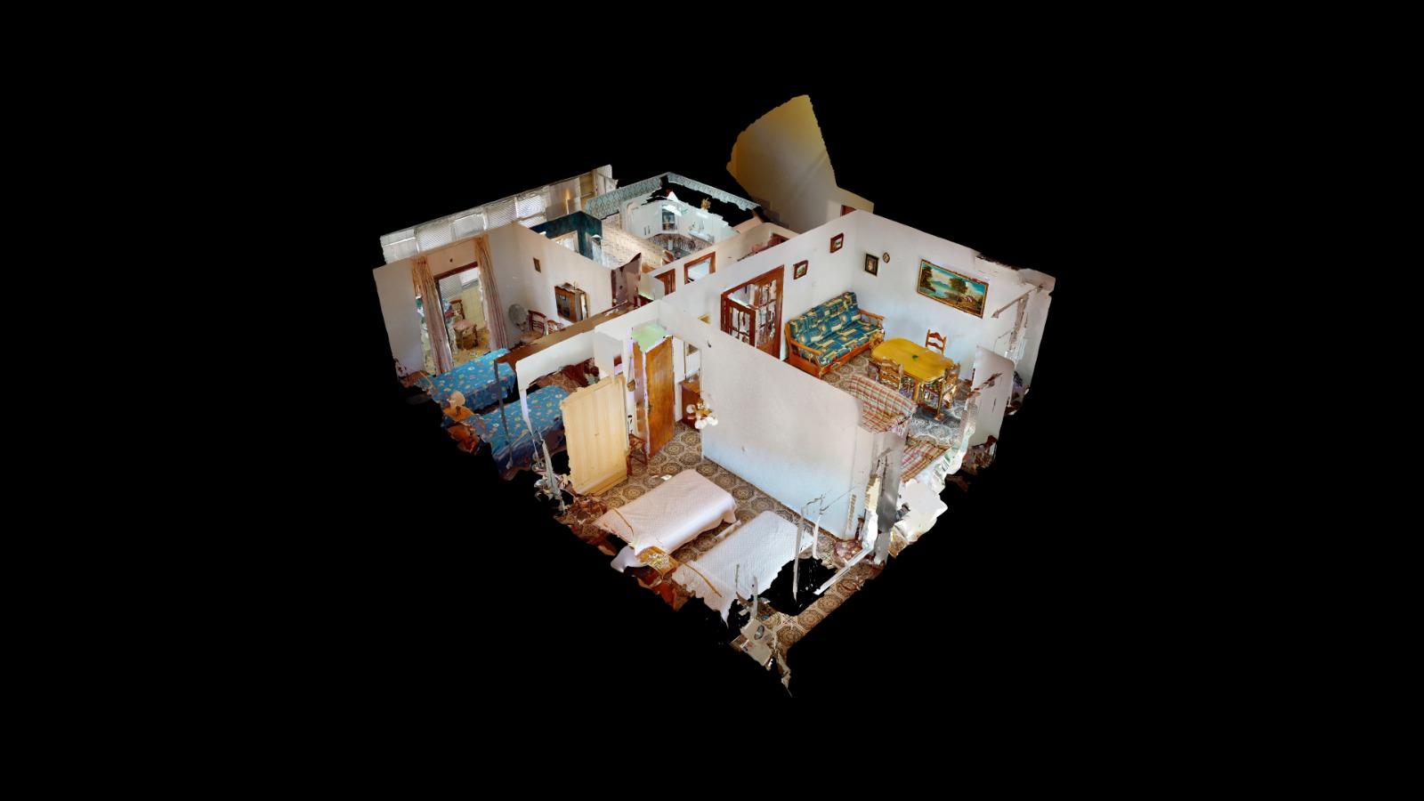 Mieszkanie calle La Goteta 3