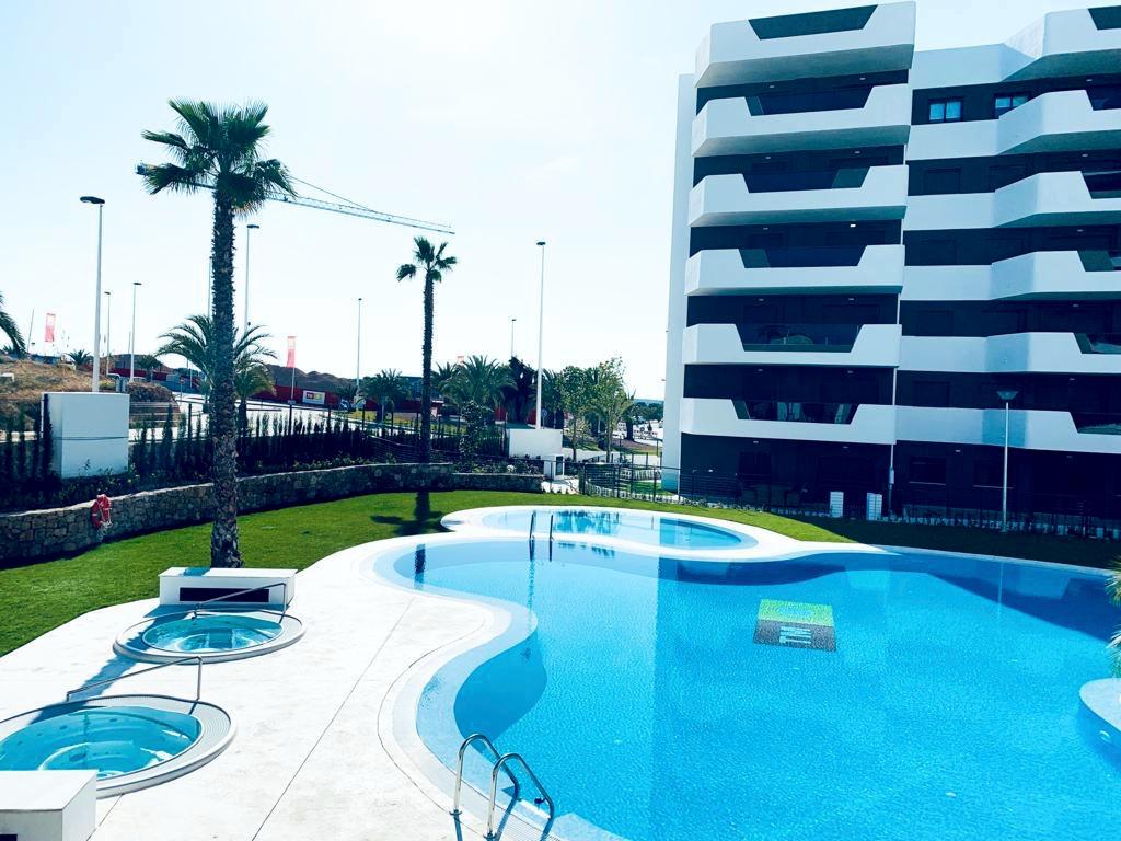 Sol Blanco /apartament do wynajęcia /Arenles de Sol