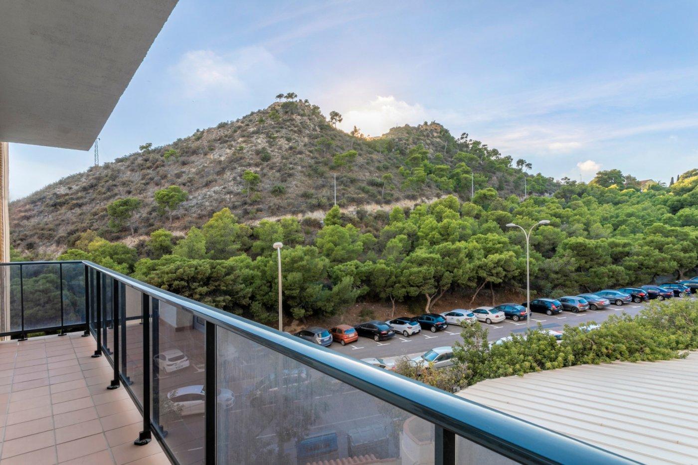 Mieszkanie w Alicante przy Monte Benacantil, 10 min od Playa Postiguet
