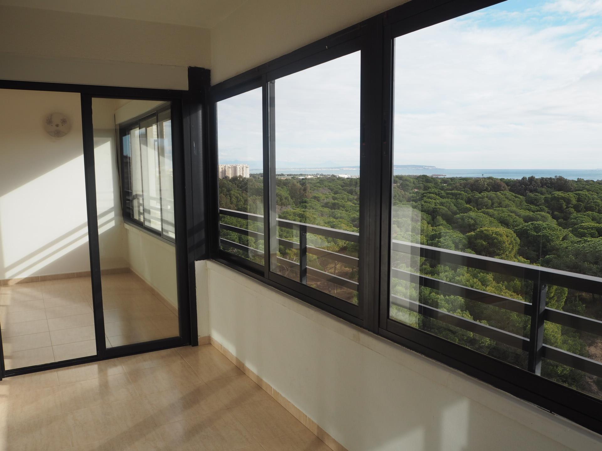 Mieszkanie  z widokiem na morze w Guardamar del Segura