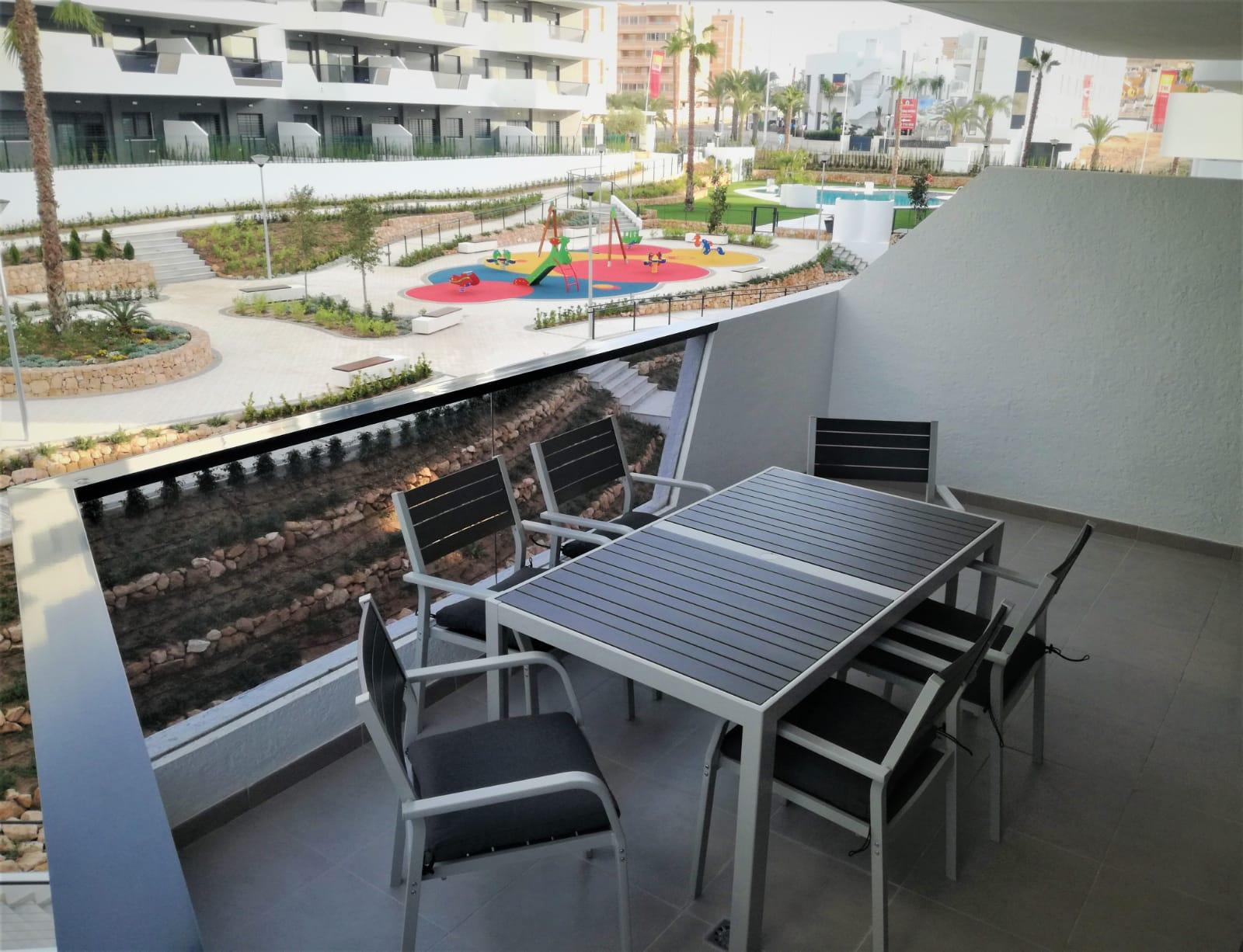 Sunny Spain Familiar Apartment  Arenales del Sol, Playa 9